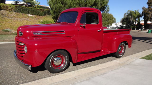1950 ford f1 pickup truck 1 2 ton for sale in carlsbad california united states. Black Bedroom Furniture Sets. Home Design Ideas