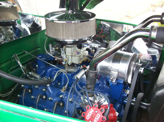 Ford F Truck Flathead Hot Rod Pickup