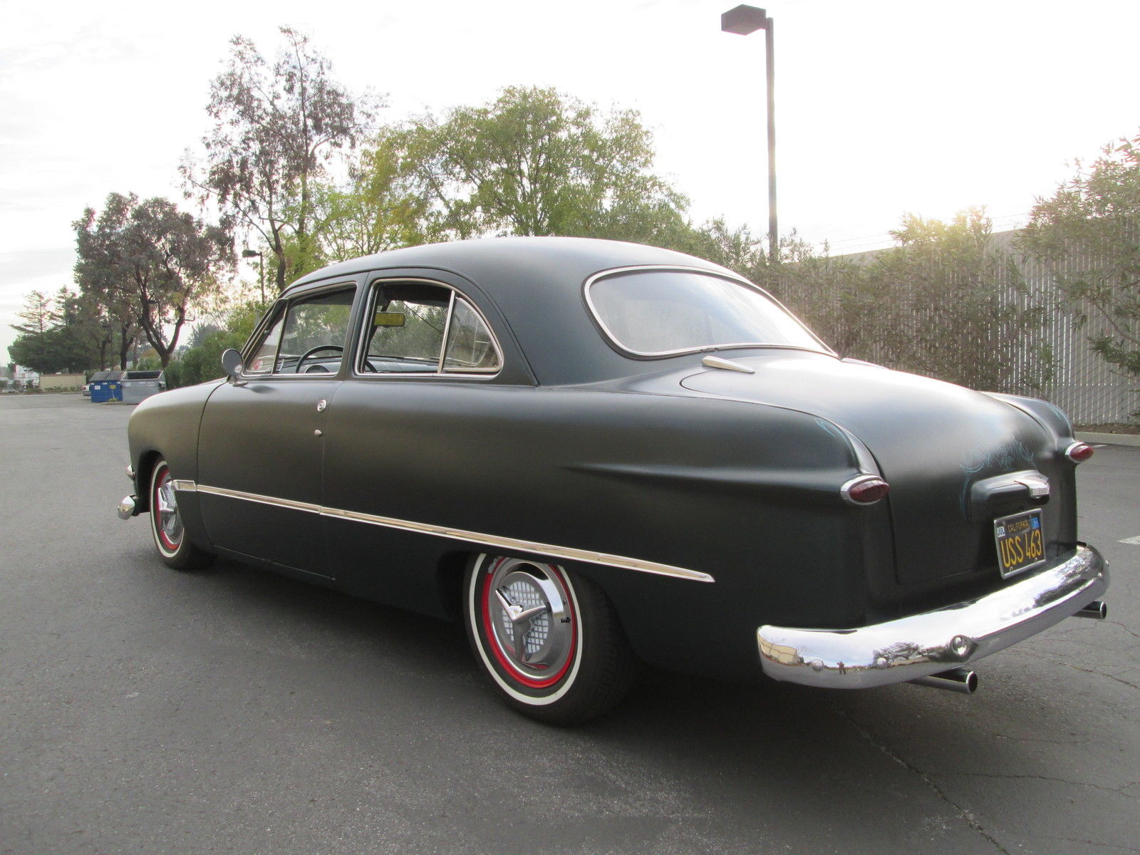 1950 ford shoebox custom 2 door sedan beautiful ca car v 8 for 1950 ford custom 2 door