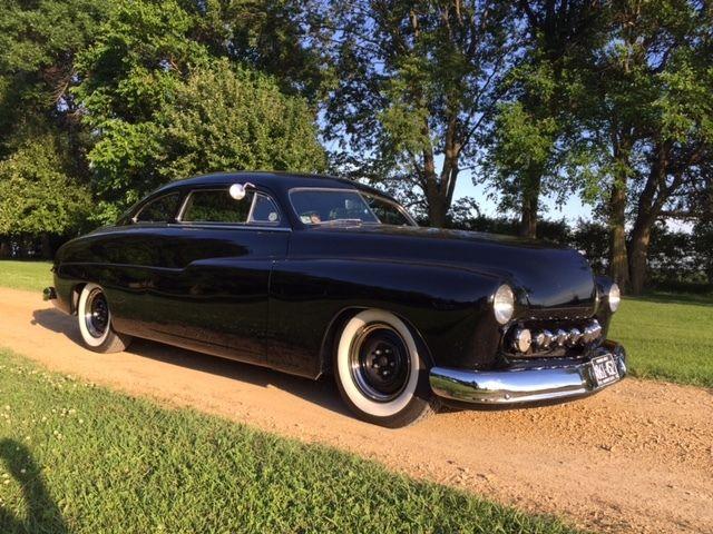 1950 mercury 2 door custom chopped for 1950 mercury 2 door coupe