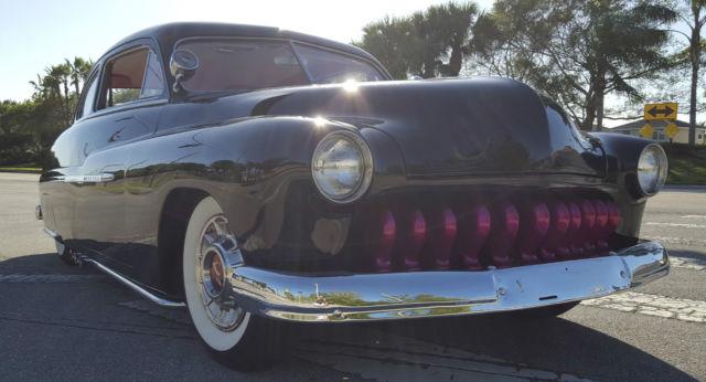 1950 mercury 2 doors v8 flathead 2 carburetors for sale in for 1950 mercury 2 door for sale