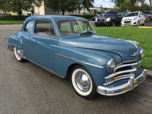 1950 plymouth two door sedan special deluxe for 1950 plymouth 2 door coupe