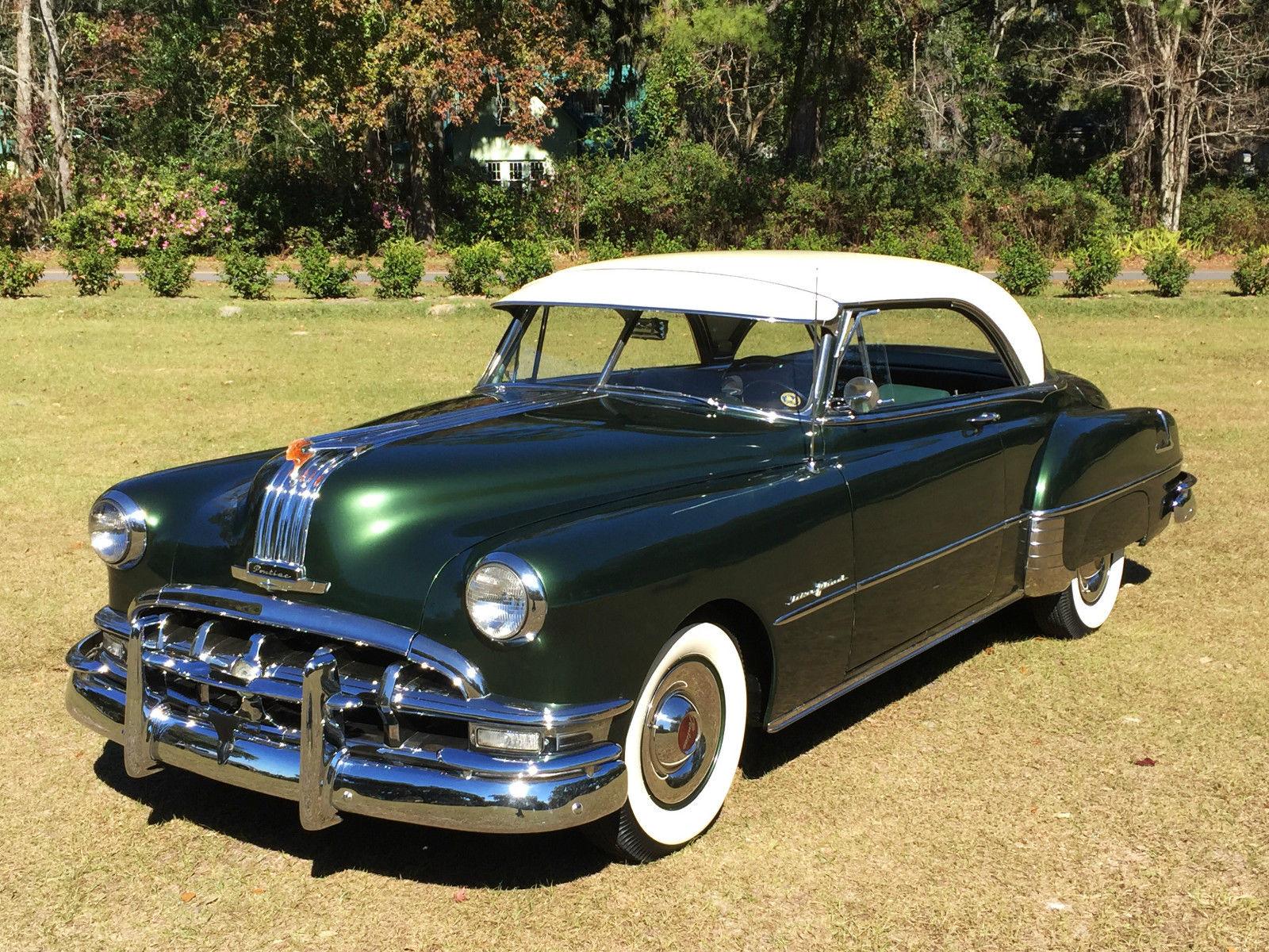 1950 Pontiac Catalina Super Deluxe 2 Door Hardtop 1949