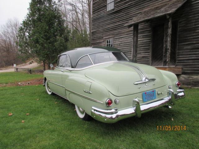 1950 Pontiac Chieftan Catalina Deluxe 2 Door Hardtop For
