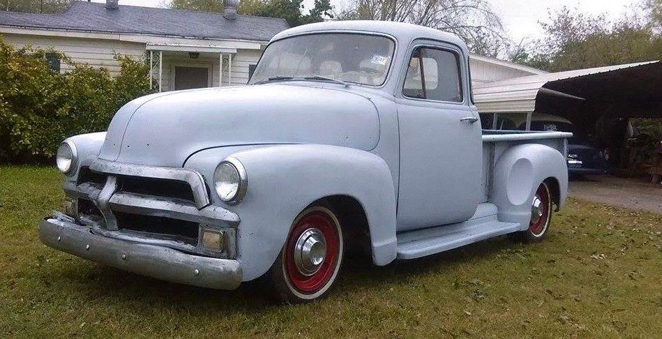 1951 1952 1953 1954 chevrolet gmc 5 window cab shortbed for 1953 chevy 5 window pickup