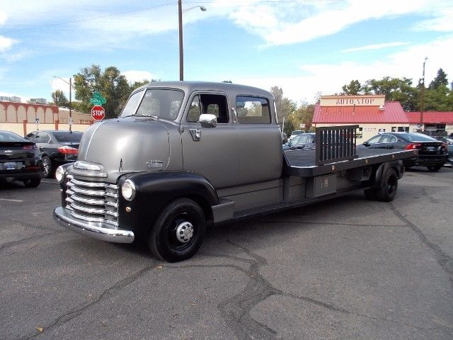1951 ford coe tow - photo #10