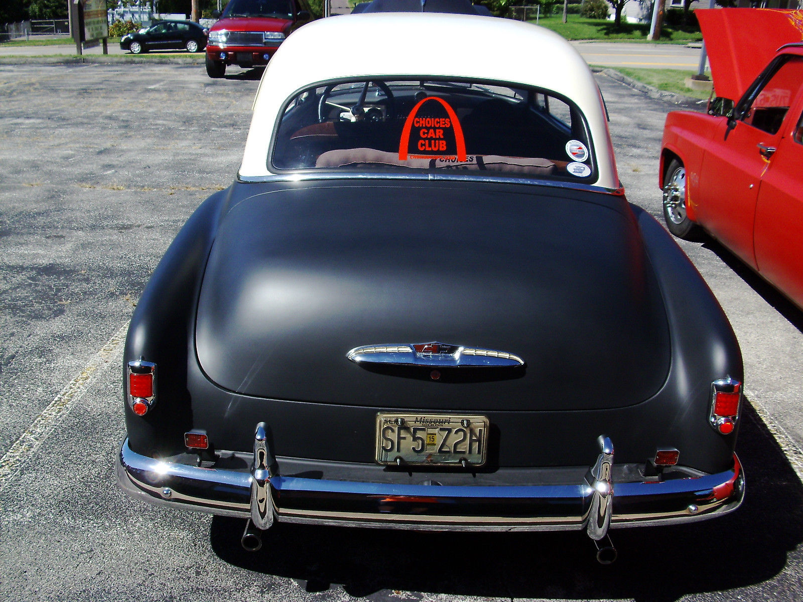 1951 chevy 2 door sedan for sale in florissant missouri for 1951 chevy 2 door coupe