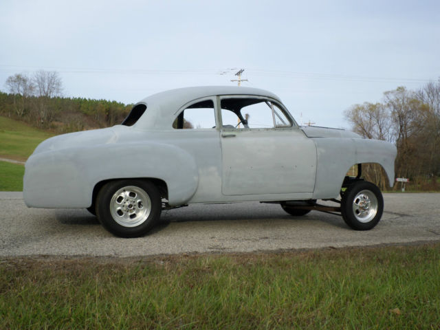 1951 Chevy Gasser Project Car Parts Barn Find Hot Rat Rod