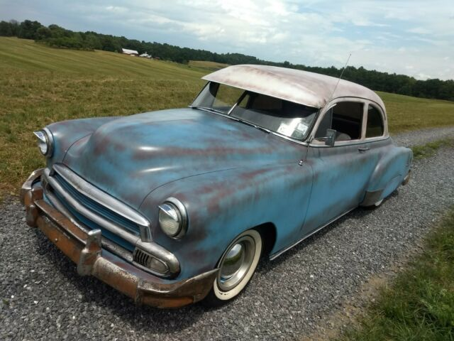 1951 Chevy styleline deluxe Rat Rod. Hot Rod. Lowered ...