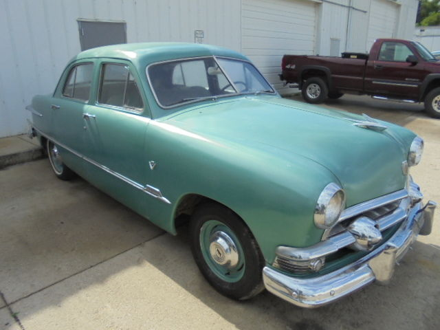 1951 ford 4 door sedan for 1951 ford 2 door coupe