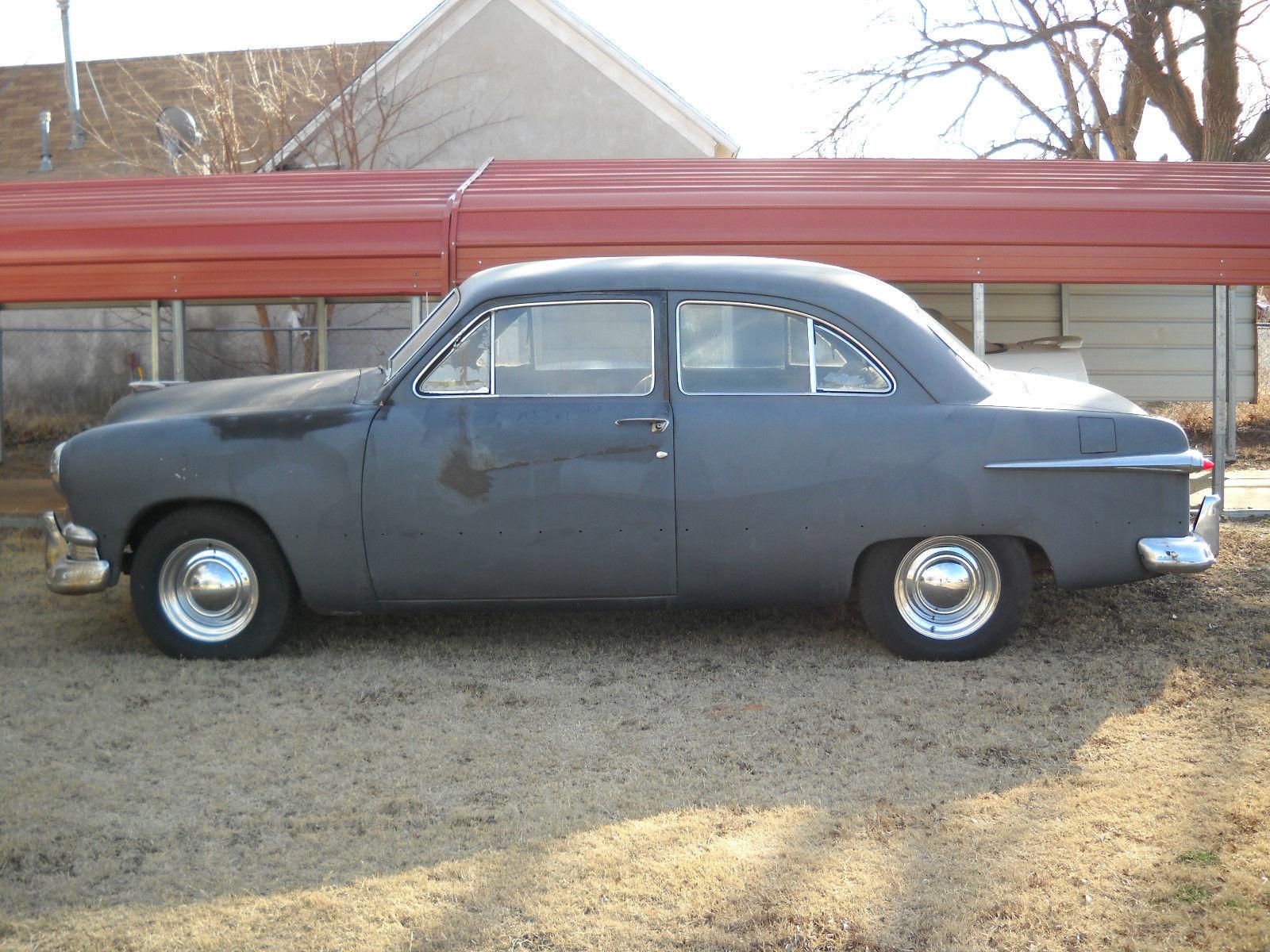 Ford Custom Coupe Flathead V