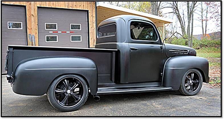 build a hot rod truck