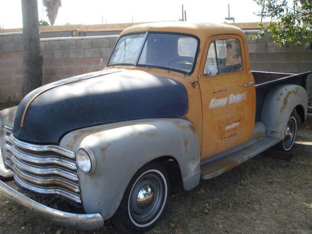 1951 gmc truck 3100 short bed for sale in san fernando california united states for sale. Black Bedroom Furniture Sets. Home Design Ideas