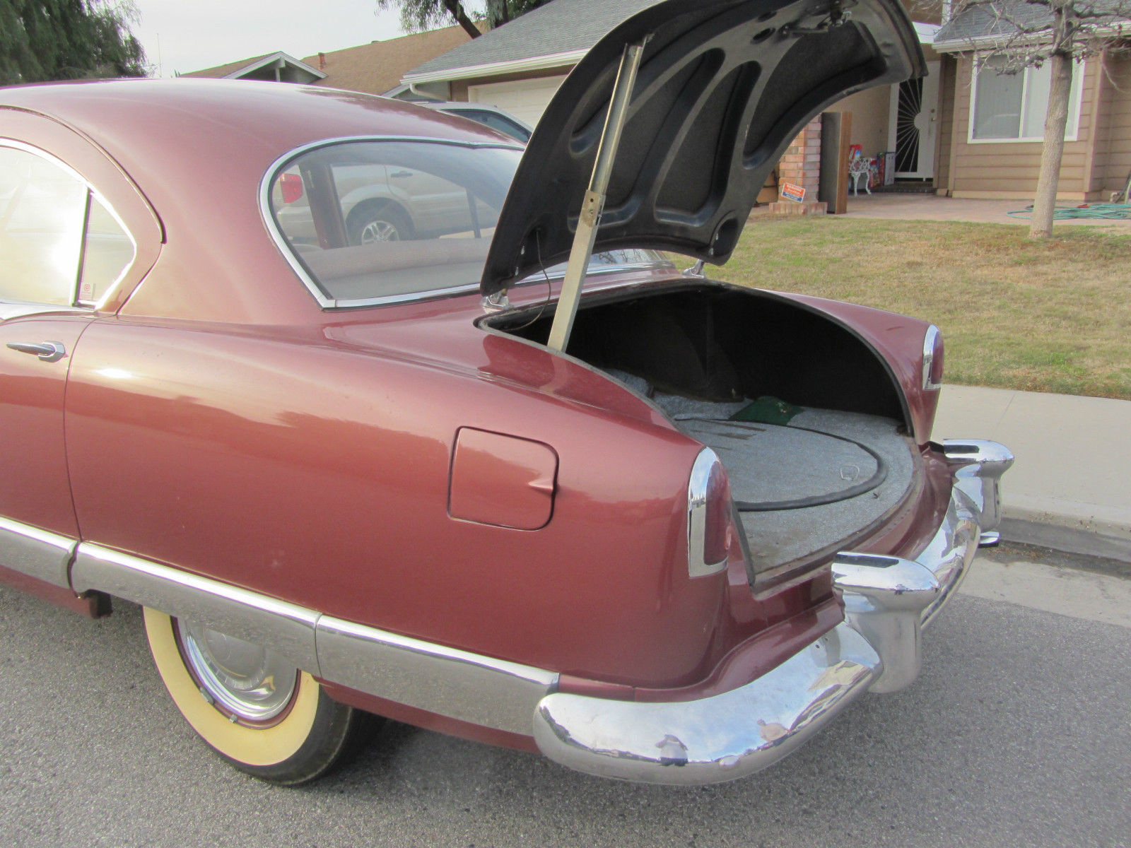 1951 Kaiser Deluxe 226 Supersonic Engine 3 Speed W Overdrive For Chevy Engine3 4 Wiring Harness Other Makes
