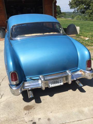 1951 mercury 2 door for sale in chicago ridge illinois for 1951 mercury 2 door coupe