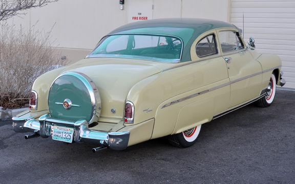 1951 mercury 2 door sedan restored back to original for for 1951 mercury 2 door coupe