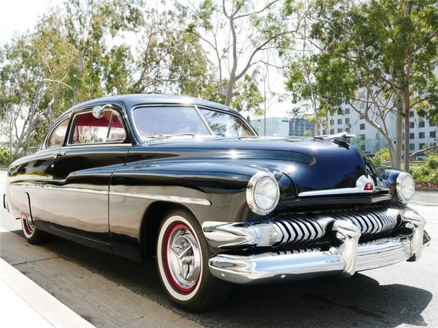 1951 mercury coupe 92773 miles black 2 door coupe flat for 1951 mercury 2 door coupe