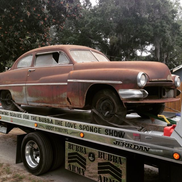 1951 Mercury Coupe Project Car With $3000+ In Extras. 2