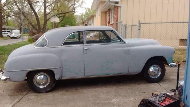 1951 plymouth belvedere 2 door hardtop for 1951 plymouth 2 door