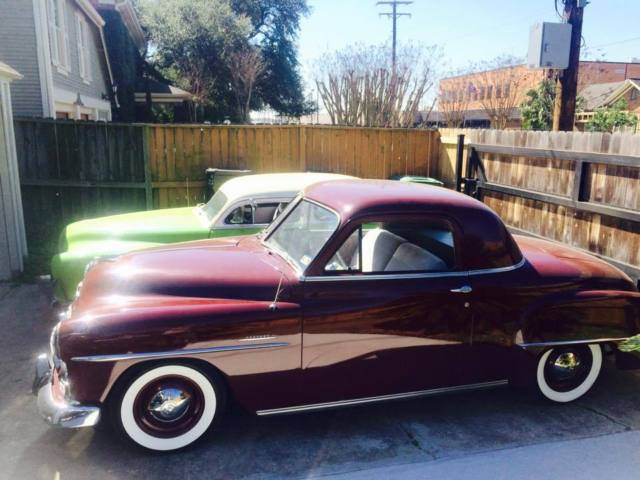 1951 plymouth concord business coupe for sale in houston for 1951 plymouth 2 door
