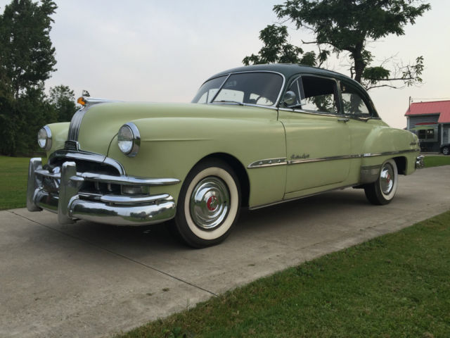 1951 Pontiac Coupe For Sale: 1951 PONTIAC EIGHT 2-DR COUPE!!! RARE FIND!!! LOW MILES