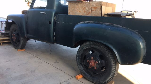 Farm Truck Engine >> 1951 Studebaker Truck for sale: photos, technical