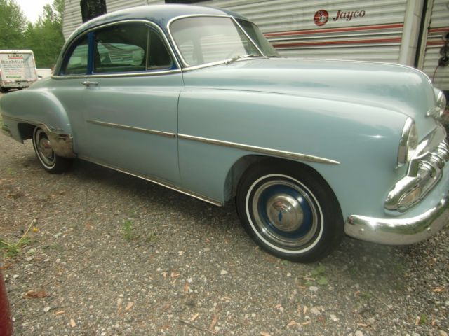1952 chevrolet coupe 2 door for 1952 chevy 2 door sedan