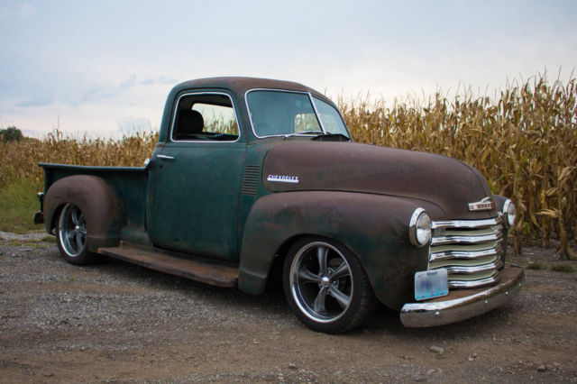 1952 Chevrolet Truck Ls1 Resto Mod For Sale In Kansas City