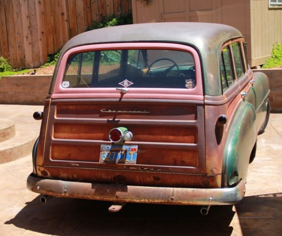 1952 Chevrolet Woody For Sale In San Diego, California