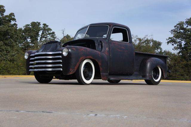 1952 Chevy 1500 Truck Pickup Hotrod Rat Rod Custom Classic