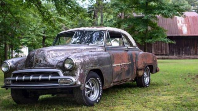 1952 chevy 2dr hardtop for 1952 chevy two door hardtop