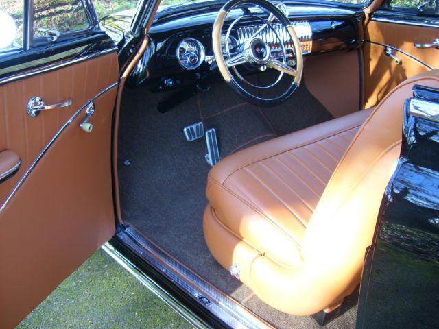 1952 Chevy Belair 2 Door Hardtop Mild Custom Hot Rod For