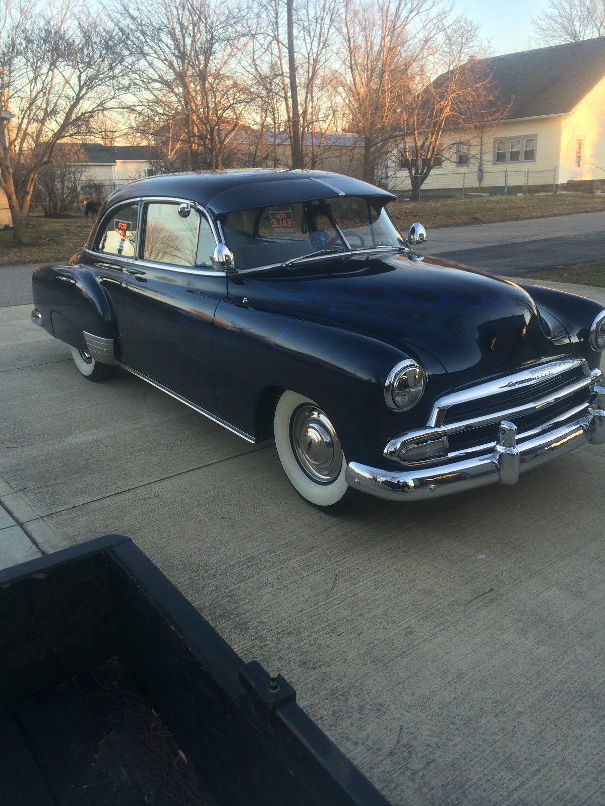 1952 Chevy Business Coupe for sale in Greensburg, Indiana ...