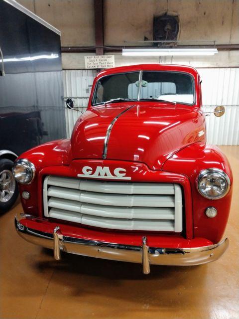 1952 Gmc 1 2 Ton Pickup Rust Free 54k Actual Miles