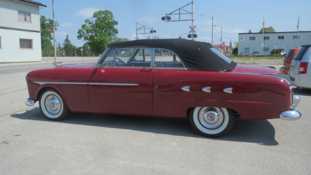 1952 packard 250 base 5 4l for sale in seaforth ontario for 1952 packard 4 door sedan
