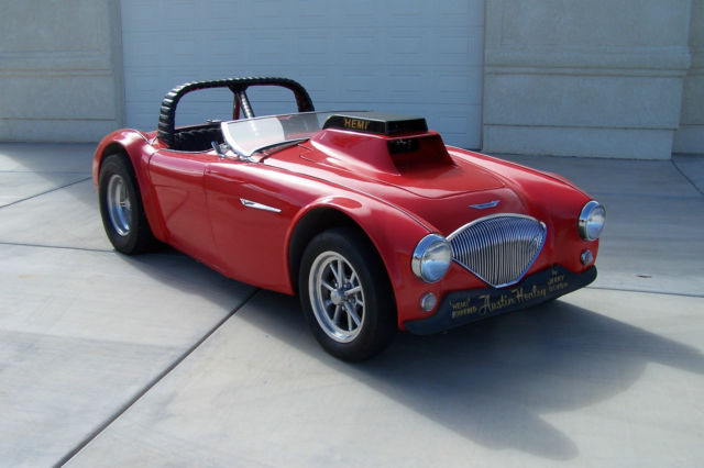 Austin Healey Touch Up Paint