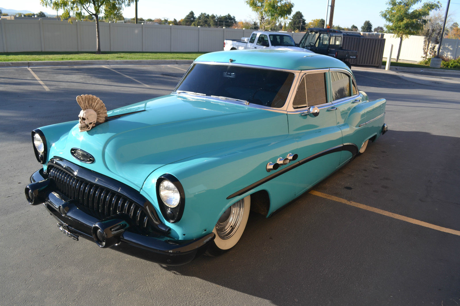 1953 Buick Super Model 52 Riviera Sedan Quot A One Of A