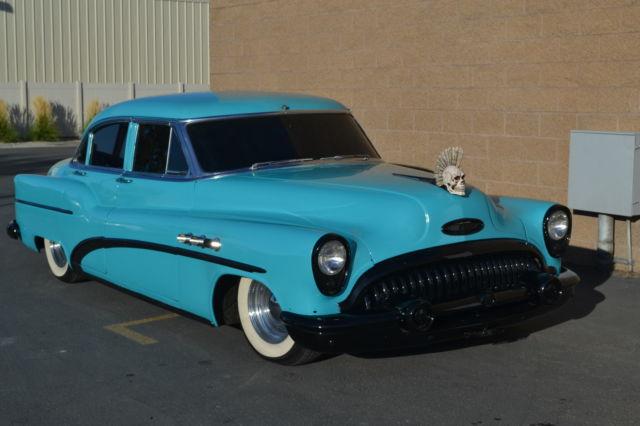 "1953 Buick Super, Riviera Sedan - ""FULLY CUSTOMIZED 1 OF A ... |1953 Buick Super Battery"