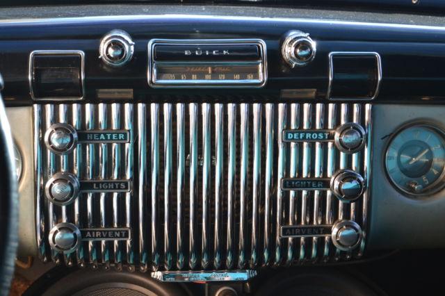 1953 BUICK SUPER 4 DOOR MODEL 52, 322 V8,P/S P/B A/C. |1953 Buick Super Battery
