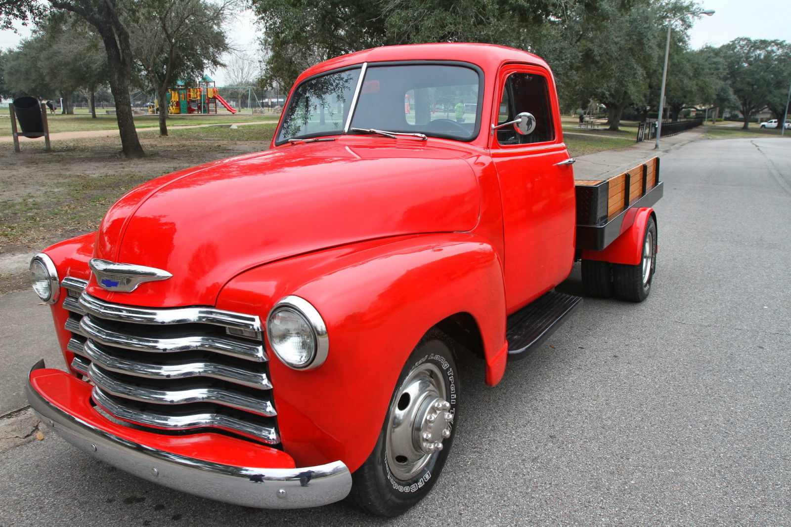 1953 Chevrolet 1 Ton Pick Up 1949 1950 1951 1952 1954