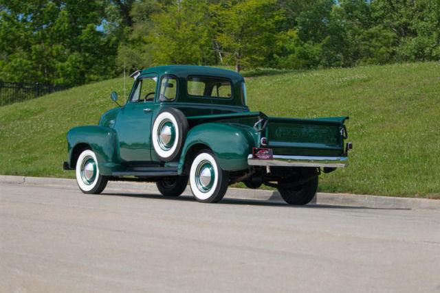1953 chevrolet 3100 5 window pickup restored original for 1953 chevy 5 window pickup