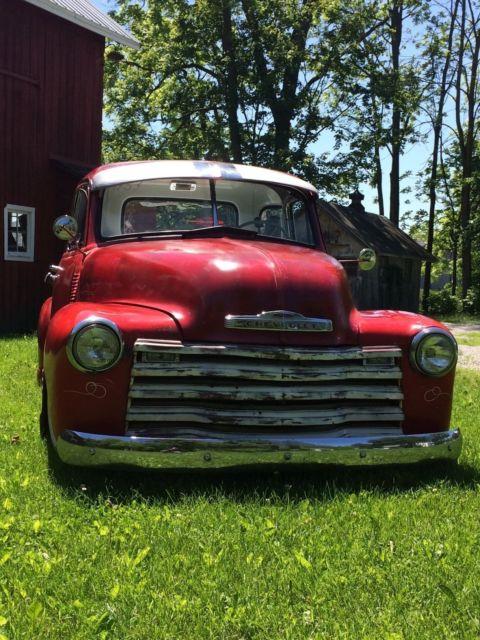 1953 chevrolet 5 window pickup rat rod for 1953 chevy 5 window pickup