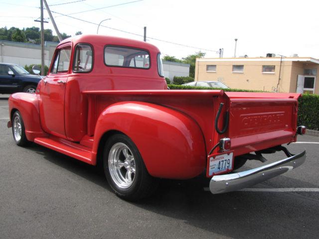 1953 chevrolet 5 window pickup resto mod for sale in for 1953 chevrolet 5 window pickup for sale