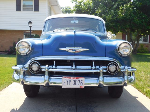 1953 chevrolet bel air 2 door sedan for 1953 chevrolet belair 4 door