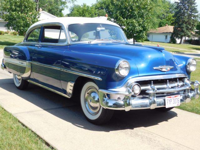 1953 chevrolet bel air 2 door sedan for 1953 belair 2 door
