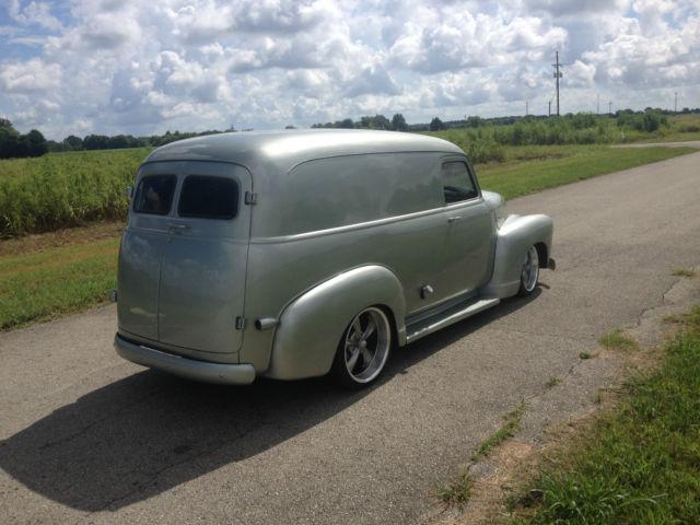 1953 Chevrolet Panel Truck 3100 Street Rod Hot Rod For