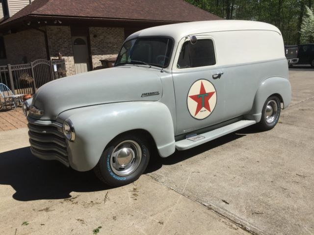 1953 Chevy 1/2 Ton Panel Truck for sale: photos, technical ...