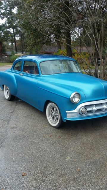 White Wall Tires For Sale >> 1953 Chevy 210 Hot Rod for sale in Houston, Texas, United ...