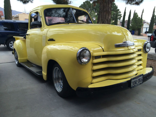 1953 chevy 3100 5 window pickup excellent condition for for 1953 5 window chevy truck for sale