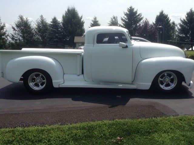 1953 chevy custom 3100 - photo #43